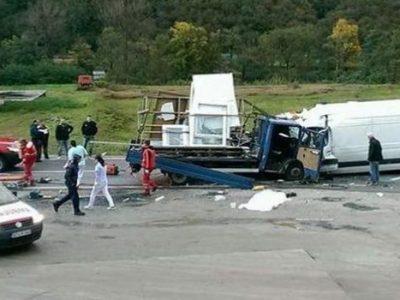 Dvije osobe poginule u nesreći u Golubinji