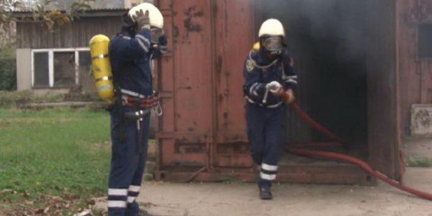 Izvedena vježba zeničkih vatrogasaca