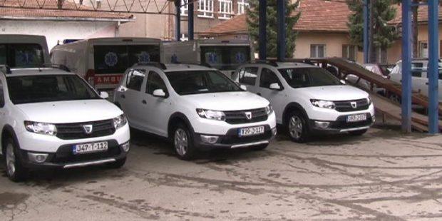 Nova terenska vozila za ambulante Dom zdravlja