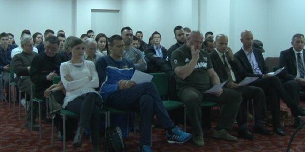 Novo rukovodstvo Atletskog kluba Zenica