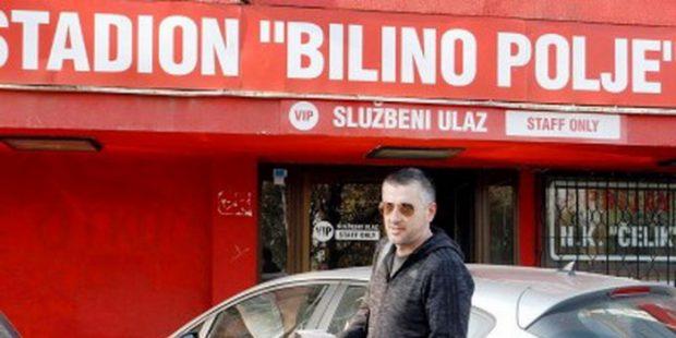 FIFA upozorila Čelik na dug prema Borisu Paviću