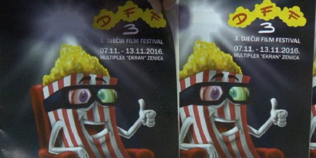 Treće izdanje Dječijeg film festivala