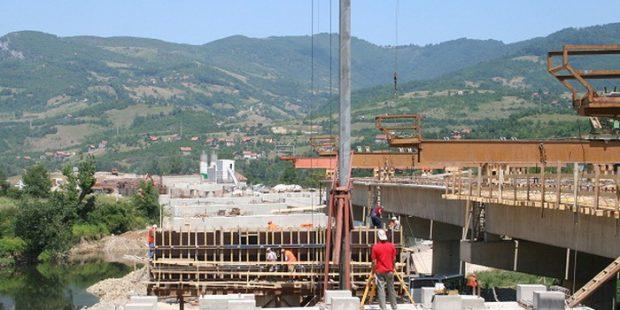 Zbog radova na mostu Drivuša izmijenjen režim saobraćaja