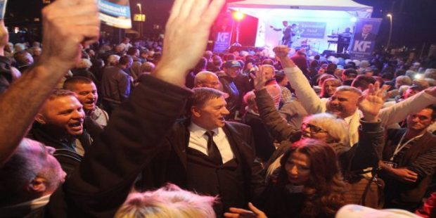 Kasumoviću u četvrtak prvi radni dan na poziciji gradonačelnika