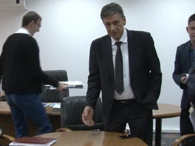 Prvi radni dan gradonačelnika Fuada Kasumovića