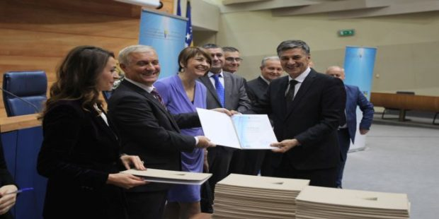 Dodijeljeni mandati izabranim načelnicima i gradonačelnicima