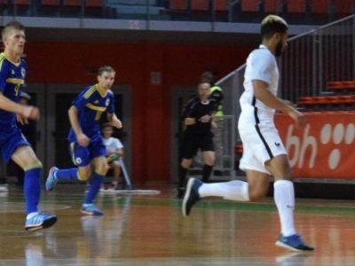 Mlada futsal selekcija ponovo bolja od Francuske