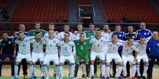 Mlada futsal selekcija ubjedljiva protiv Francuza