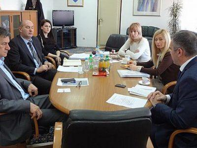 Gradonačelnik održao sastanak s predstavnicima GIZ