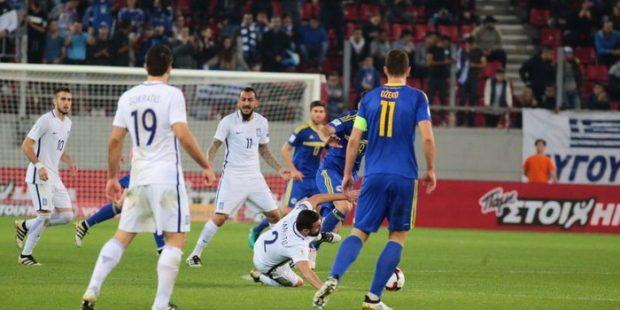 Igrači razočarani zbog gola Grčke u finišu