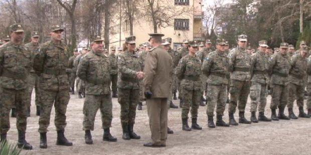 U kasarni obilježen Dan oružanih snaga BiH