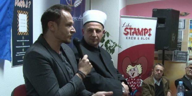 Enis Bešlagić na tribini o Danu državnosti BiH