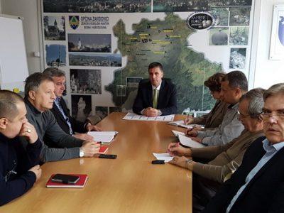 Delegacija Grupacije poslodavaca posjetila Zavidoviće