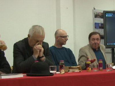"""Promovisana knjiga """"Filozofija prava"""" Spahije Kozlića"""