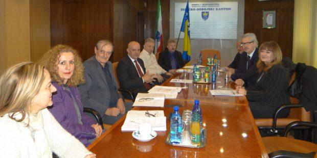 Nastavak saradnje ZDK i UNDP