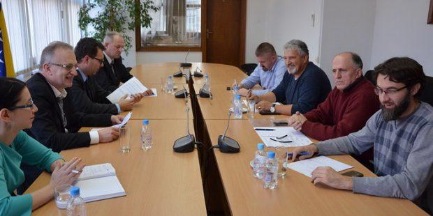 O problemima Željezare sastanak u Vladi FBiH