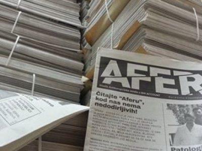 Afera u gradovima BiH