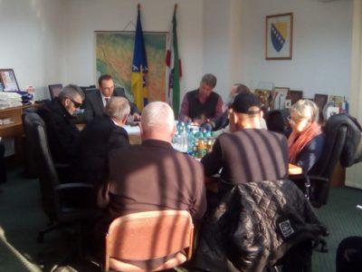 Sastanak o izdvajanjima za boračku populacije