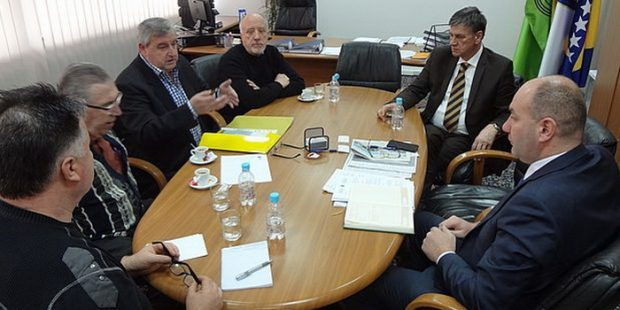 Gradonačelnik sa Grupacijom poslodavaca ZDK
