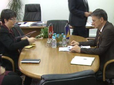 Posjeta direktorice za saradnju Ambasade Švicarske