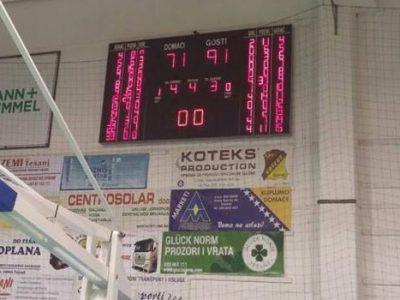 OKK Čelik na krilima Bilića slavio u Tešnju