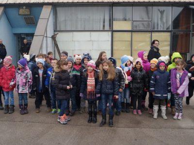 Školarci u posjeti Specijalnoj jedinici MUP-a ZDK