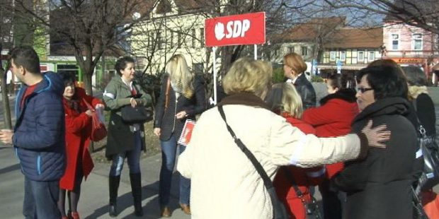 Forum žena SDP u kampanji 16 dana aktivizma