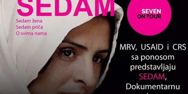 """U Sokolani dokumentarna predstava """"Sedam"""""""