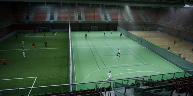 U Areni Zenica teniski meč BiH- Poljska
