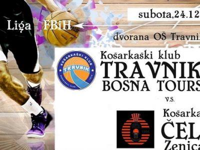 Košarkaši Čelika savladali Travnik