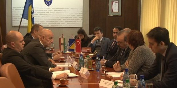 Ambasador Republike Turske boravi u ZDK