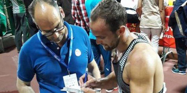 Nova doping kontrola Amela Tuke