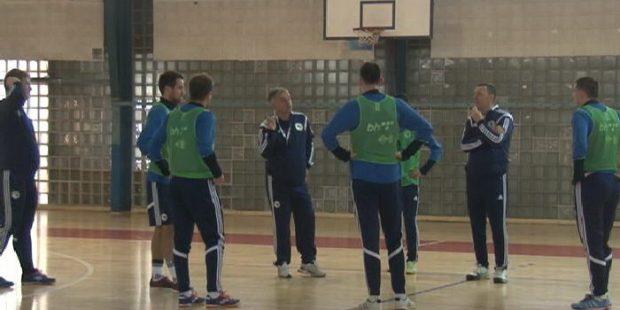 Futsal reprezentacija na turniru u Poljskoj