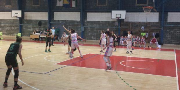 Poraz košarkašica Čelika od Banovića