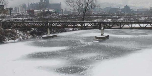 Upozorenje CZ zbog topljenja snijega i leda