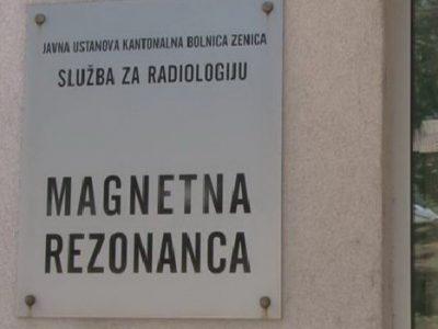 Kvar na aparatu magnetna rezonansa