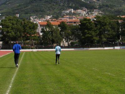 Zenički atletičari na pripremama u Makarskoj