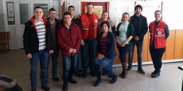 Aktivisti Mostova Prijateljstva darivali krv