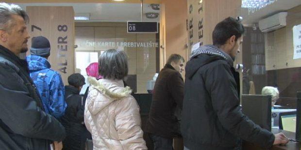 MUP ZDK-Uredno izdavanje pasoša