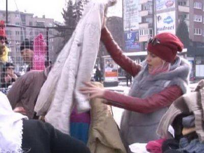 Akcija prikupljanja tople odjeće