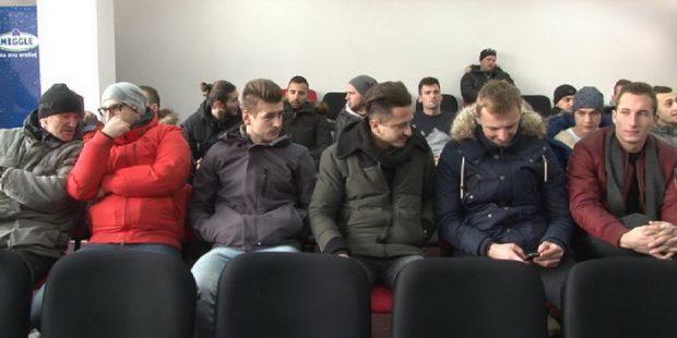 Obavljena prozivka u NK Čelik