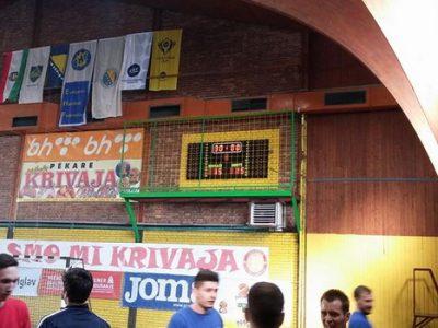 Rukometašima Čelika 4. mjesto u Zavidovićima