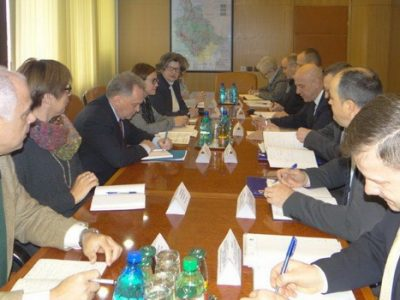 Tim Svjetske banke posjetio ZDK