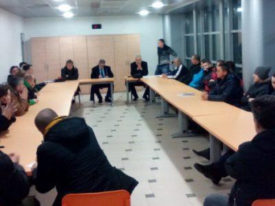 Novi Upravni odbor RK Čelik