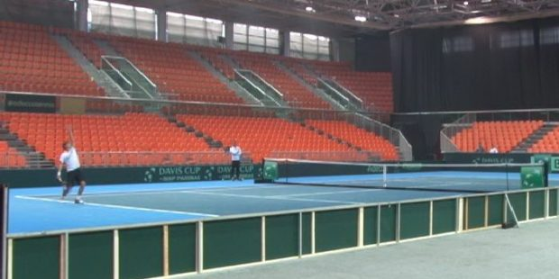 Bh teniseri spremni za meč sa Poljskom