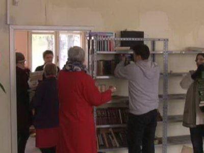 """Štete od pucanja cijevi u OŠ """"Vladimir Nazor"""""""