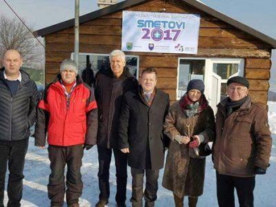 Posjeta u okviru programa zimovanja na Smetovima
