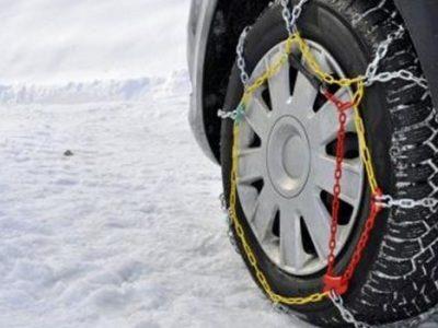Pojačana kontrola posjedovanja zimske opreme