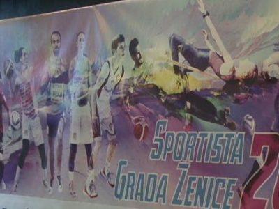 Pripreme za Izbor sportiste Grada Zenica
