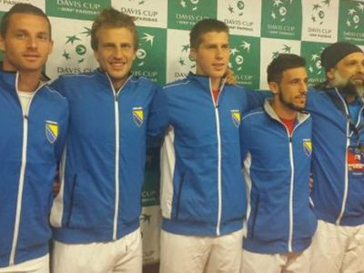 Bh teniseri prošli Poljsku,čeka ih Holandija